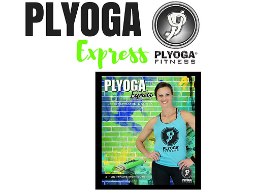 PLYOGA Express Workout Series