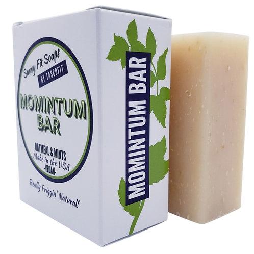 MOMINTUM BAR - Oatmeal & Mints