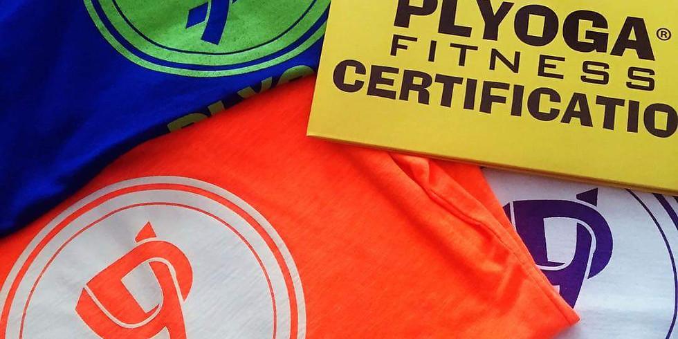 BALL STATE UNIVERSITY, IN - PLYOGA Certification - MUNCIE, INDIANA