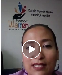 Thank you from Wairen Foundation