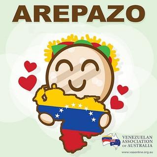 Arepazo for Venezuela