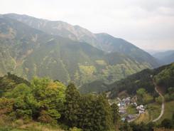 小歩危山荘
