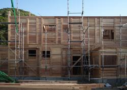 伝統構法と現代住宅