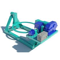24-35м Стенд-кантователь для разборки и сборки редуктора мотор-колеса автомобилей БелАЗ-75132