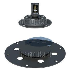 17-23 Приспособление для центрирования ГМП №1700004 с двигателем ЯМЗ а/м БелАЗ с лазерным указателем