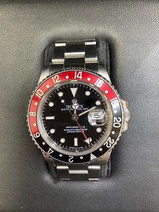 ROLEX GMT MASTER II - RÉF 16710