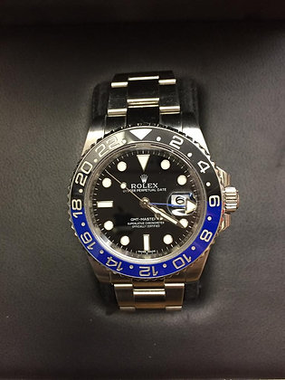 ROLEX GMT-MASTER II - 116710 BLNR