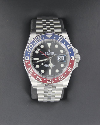 ROLEX GMT MASTER-II 126710BLRO- Mark 1