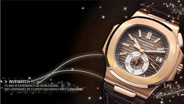 Rivewatch achat / vente montre neuf et d' occasion a Paris