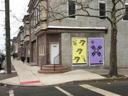 Viola Street Murals