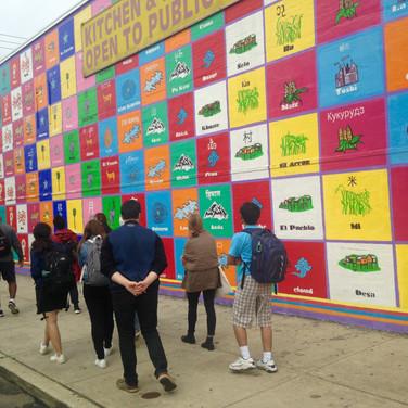Penn Mural Arts