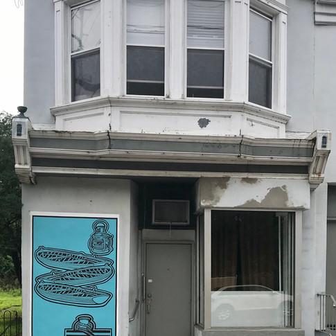 Fellowship House Mural