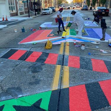 Camden, NJ Black Lives Matter Mural