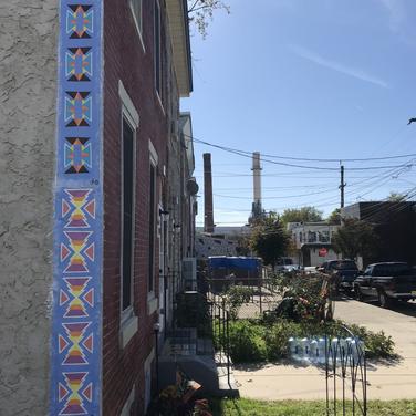Mural Strips (Fillmore St.)