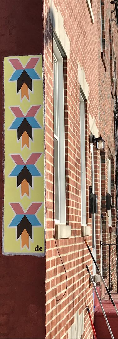 Camden Mural Strip (Clinton St.)