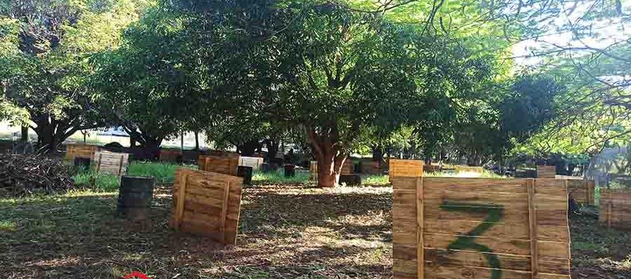 Paintball BH - Campo Selva