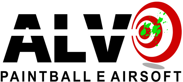 Logo Alvo Paintball