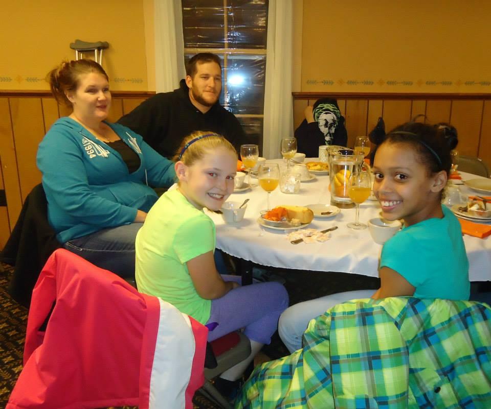 Church dinner