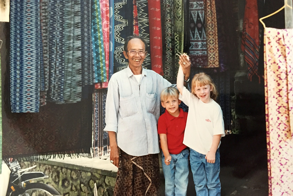 Making friends in every Malaysian town © Haley Pope