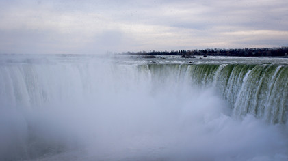 Niagara in the Mist