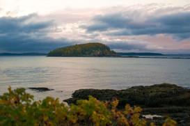 Fall Colors of the Maine Coast