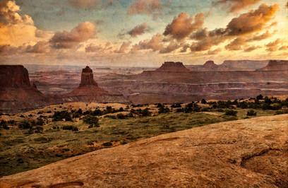 Far Across the Desert