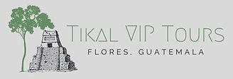 Tikal VIP Tours Logo