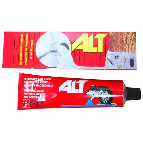 Клей АЛТ (ALT) от грызунов