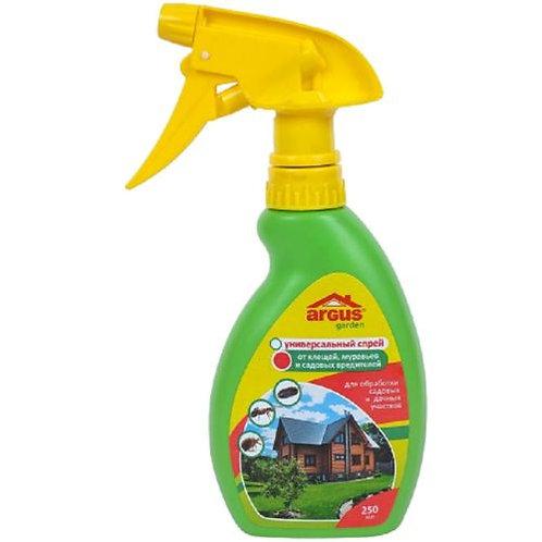 Спрей от клещей, муравьев и садовых вредителей