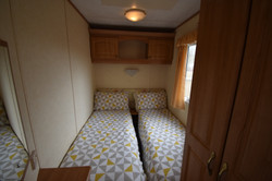 Static Caravan Portrush Bedroom 3