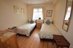 Small Twin Bedroom