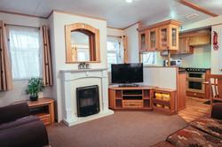 Caravan Living Room 1