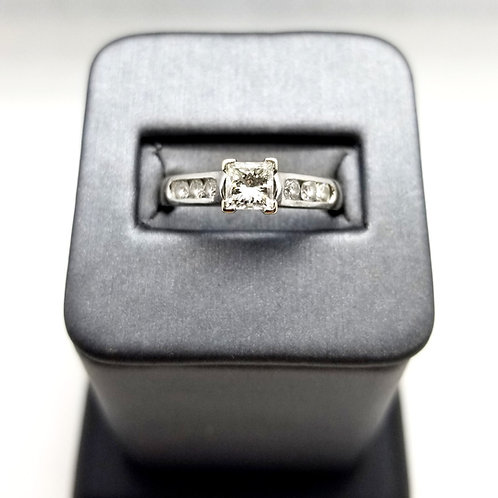 The Classic Engagement Ring (0.74ct tw)