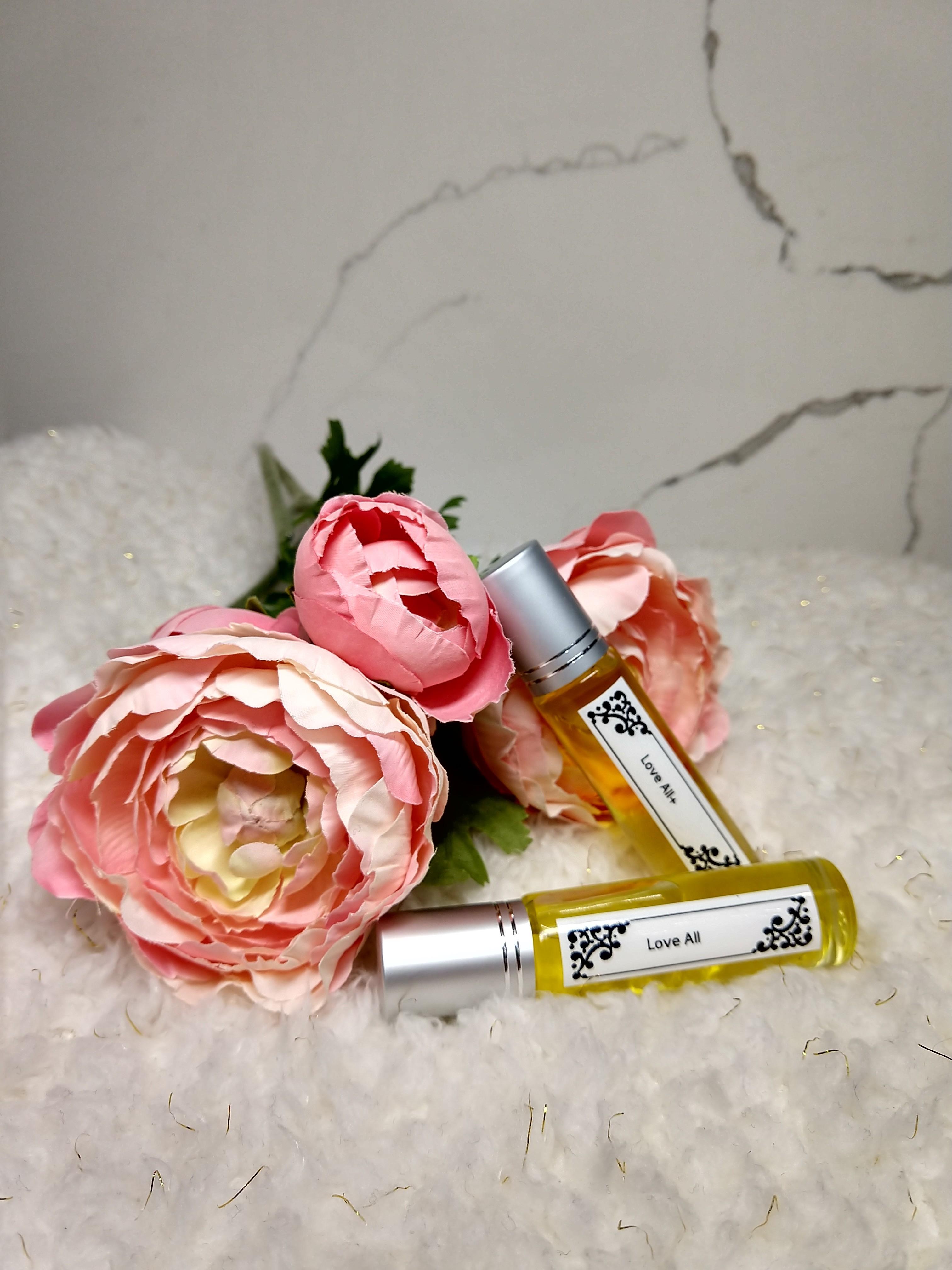 Healing Crystal Essential Oils