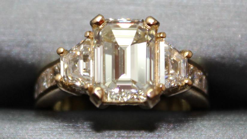5.5 Ct Diamond Engagement Ring