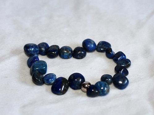 Lapis Healing Crystal Bracelet