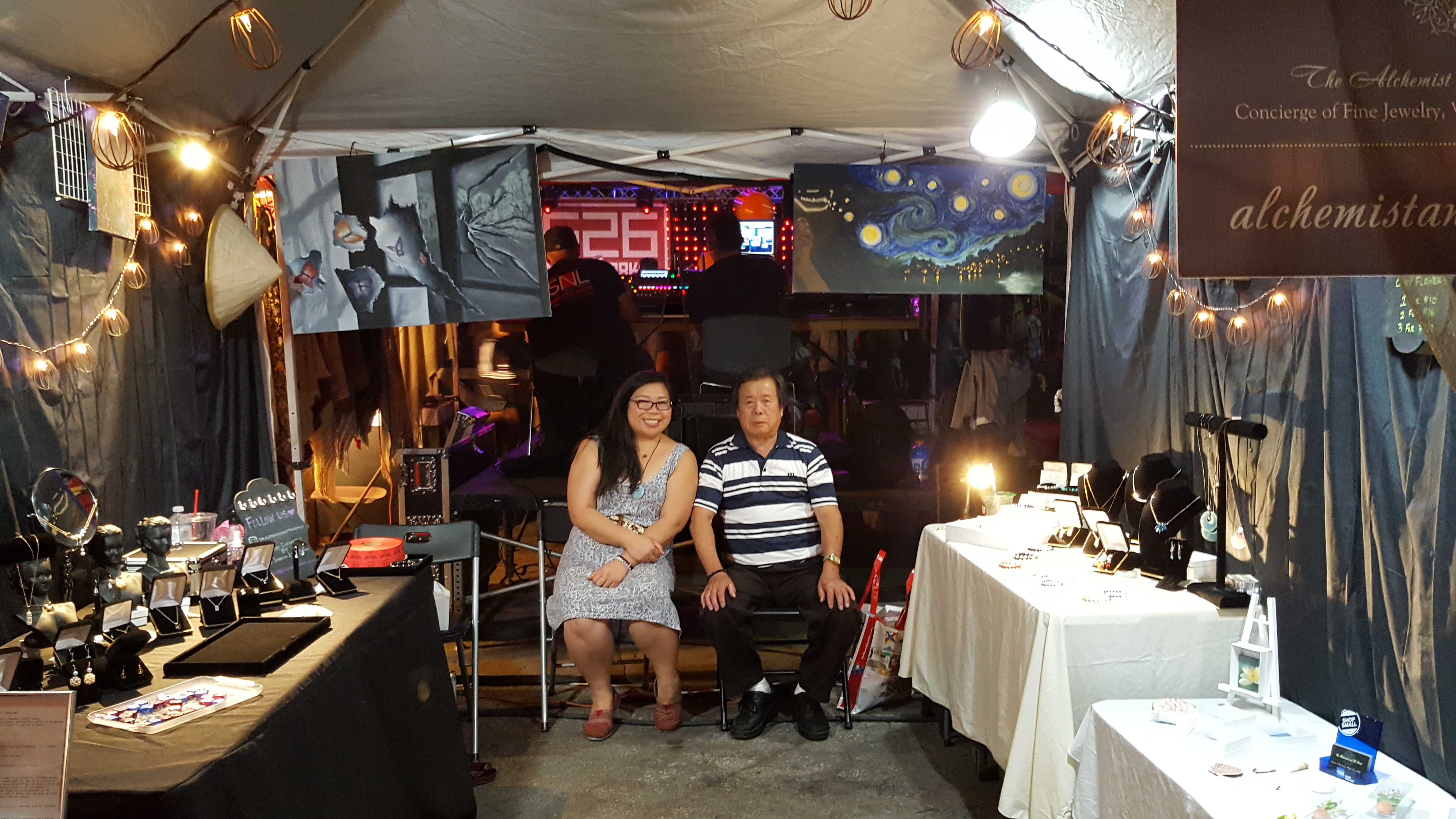 626 NIGHT MARKET