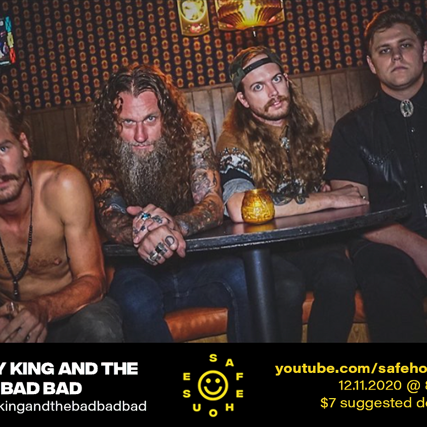 Billy King & The Bad Bad Bad