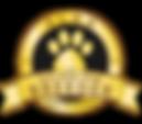Kuestendoodles ALAA Golden Paw Logo.png