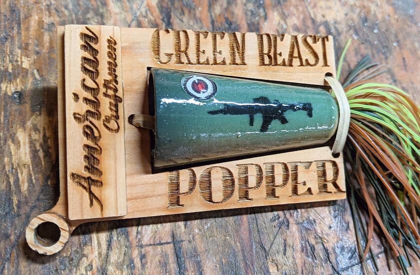 Green Beast Popper