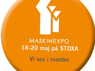DAX för MaskinExpo!