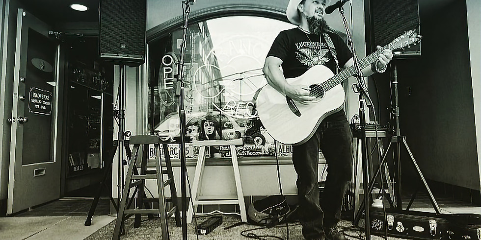 Nathan Myers live at Snow Peak Brewing Co!