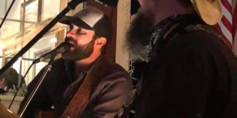 Dave Brinker & Nathan Myers LIVE at the Salt Creek Cider House!