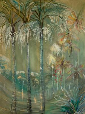 Three Palms Chrissie II