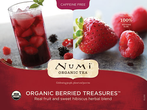 Berried Treasures Iced Tea