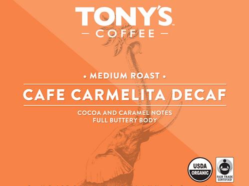 Cafe Carmelita Decaf