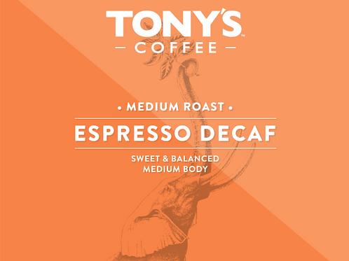 Espresso Decaf