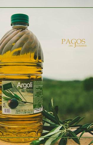Екстра върджин зехтин Argoli Plastic Bottle 2l