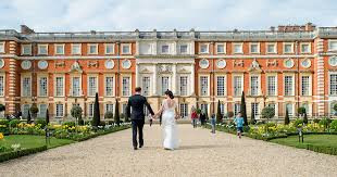 Hampton Court Palace Wedding Venue