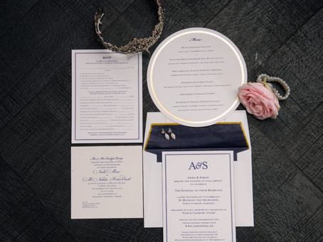 All You Need To Know About Wedding Invitation Etiquette